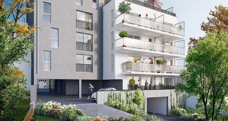 Achat / Vente programme immobilier neuf Nantes secteur Saint Félix (44000) - Réf. 1163