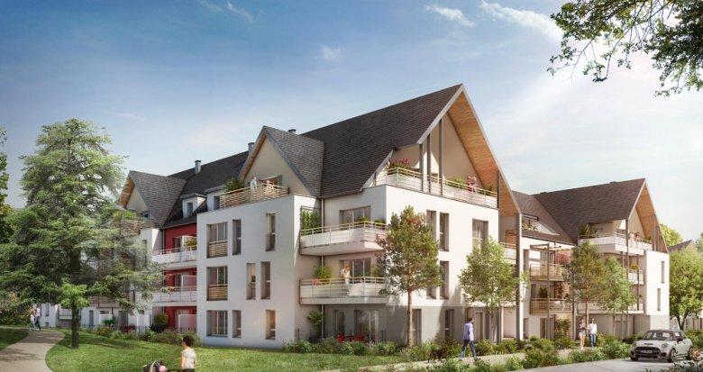 Achat / Vente programme immobilier neuf Pornic centre-ville proche des commodités (44210) - Réf. 3051