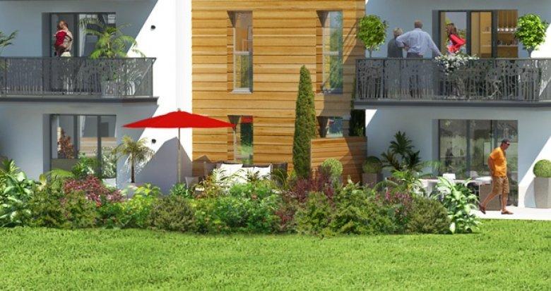 Achat / Vente programme immobilier neuf Pornic proche parc botanique (44210) - Réf. 205
