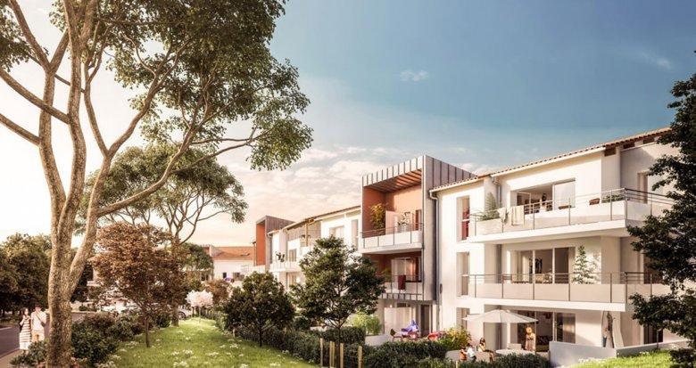 Achat / Vente programme immobilier neuf Pornic quartier de la Ria (44210) - Réf. 1696