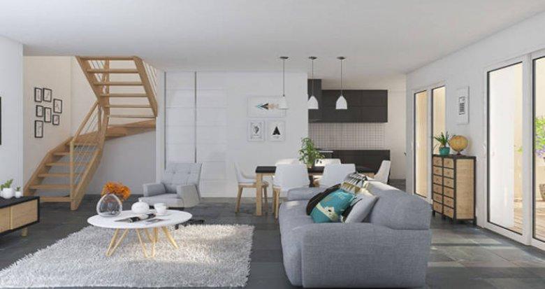Achat / Vente programme immobilier neuf Pornichet à 10min de la plage (44380) - Réf. 5635