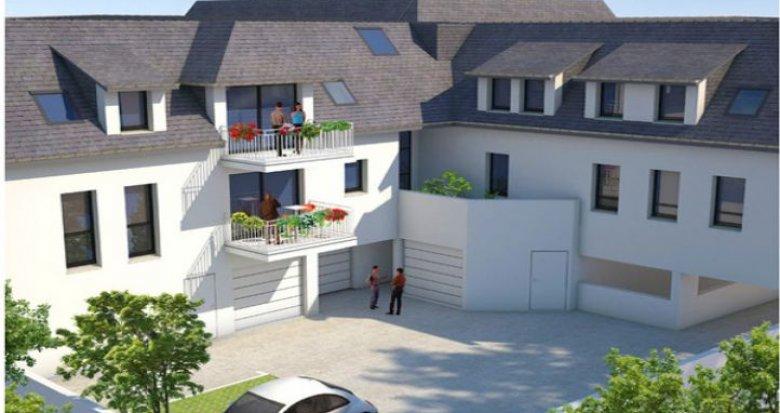 Achat / Vente programme immobilier neuf Pornichet proche de la plage (44380) - Réf. 14