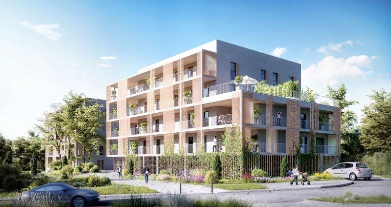Achat / Vente programme immobilier neuf Rezé dans un nouvel écoquartier (44400) - Réf. 2110