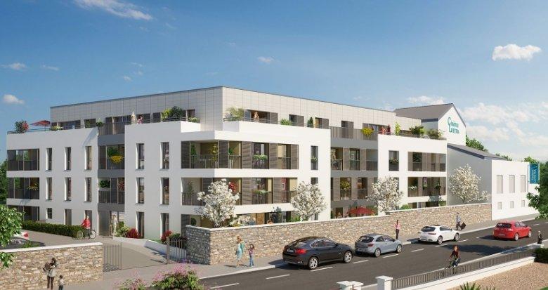 Achat / Vente programme immobilier neuf Saint-Herblain centre proche commodités (44800) - Réf. 2680