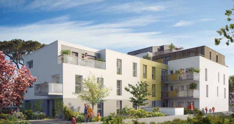 Achat / Vente programme immobilier neuf Saint-Herblain cœur de ville (44800) - Réf. 669