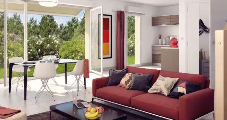 Achat / Vente programme immobilier neuf Saint Herblain proche commerces (44800) - Réf. 2382