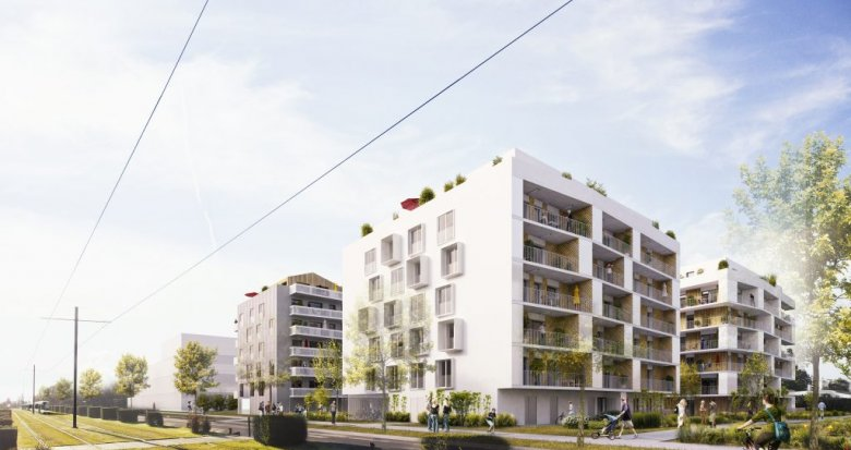 Achat / Vente programme immobilier neuf Saint Herblain proche tramway 1 (44800) - Réf. 458