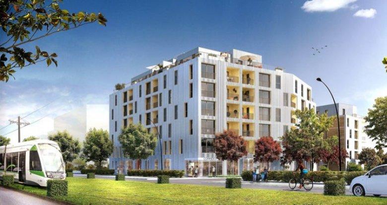 Achat / Vente programme immobilier neuf Saint-Herblain proximité tramway (44800) - Réf. 687