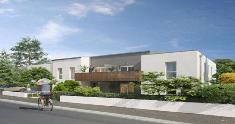 Achat / Vente programme immobilier neuf Saint-Nazaire proche arrêt de bus (44600) - Réf. 3912