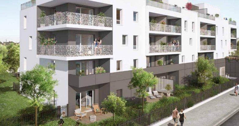 Achat / Vente programme immobilier neuf Saint-Nazaire proche centre-ville (44600) - Réf. 2849
