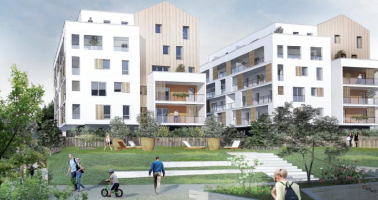 Achat / Vente programme immobilier neuf Saint-Nazaire proche toutes commodités (44600) - Réf. 5288