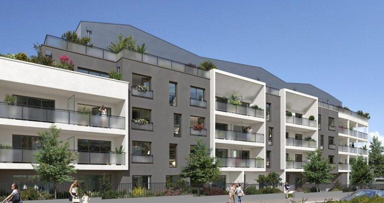 Achat / Vente programme immobilier neuf Saint Nazaire proches des commodités (44600) - Réf. 2241