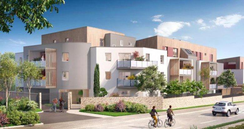 Achat / Vente programme immobilier neuf Saint-Nazaire quartier de la Vecquerie (44600) - Réf. 4676