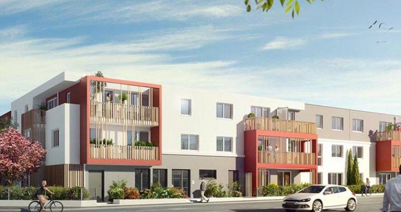 Achat / Vente programme immobilier neuf Saint-Nazaire quartier Saint-Marc (44600) - Réf. 370