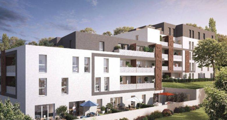 Achat / Vente programme immobilier neuf Saint-Nazaire secteur de la cote d'amour (44600) - Réf. 5329