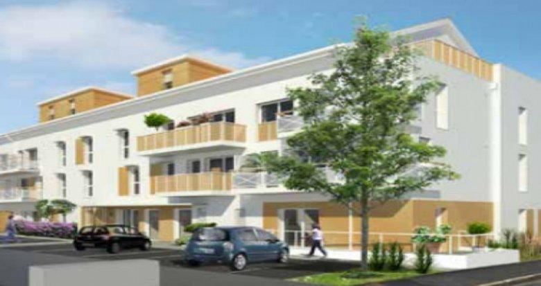 Achat / Vente programme immobilier neuf Saint-Père-en-Retz centre rare (44320) - Réf. 5330