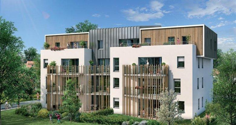 Achat / Vente programme immobilier neuf Saint-Sébastien-sur-Loire centre-ville (44230) - Réf. 915
