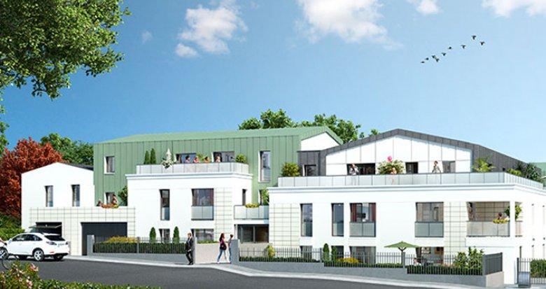Achat / Vente programme immobilier neuf Saint-Sébastien-sur-Loire proche centre-ville (44230) - Réf. 228