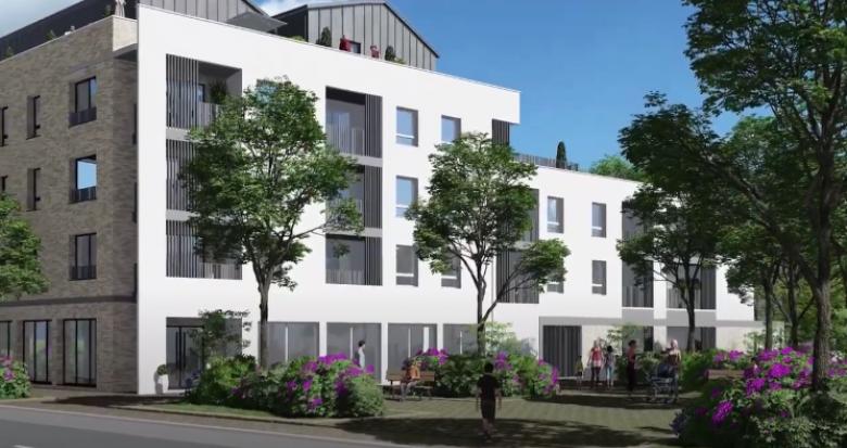 Achat / Vente programme immobilier neuf Saint-Sébastien-sur-Loire proche transports et commerces (44230) - Réf. 5050