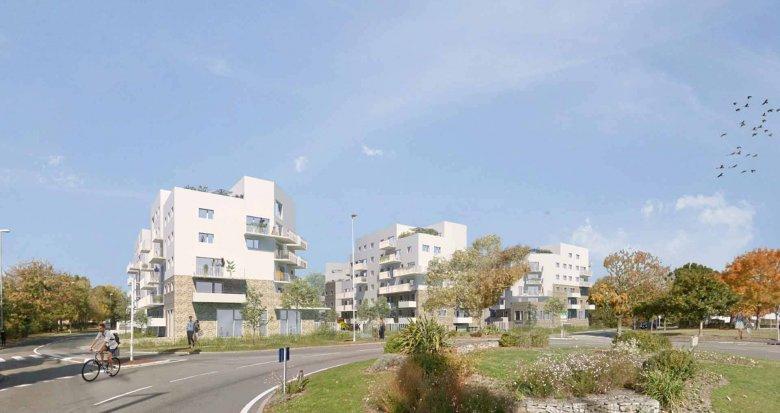 Achat / Vente programme immobilier neuf Saint-Sébastien-sur-Loire proche zone d'activité (44230) - Réf. 6267