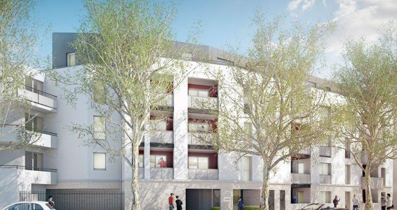 Achat / Vente programme immobilier neuf Saint-Sébastien-sur-Loire quartier de la Martellière (44230) - Réf. 1601