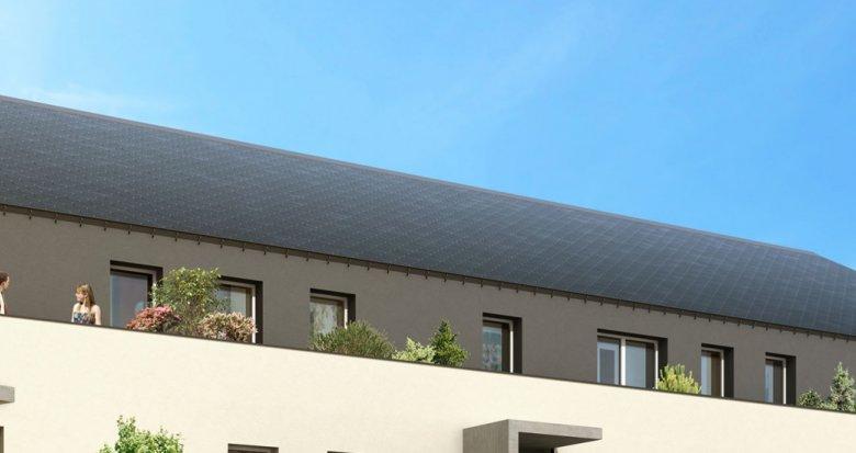 Achat / Vente programme immobilier neuf Sainte Luce Sur Loire limite Nantes Est (44980) - Réf. 512