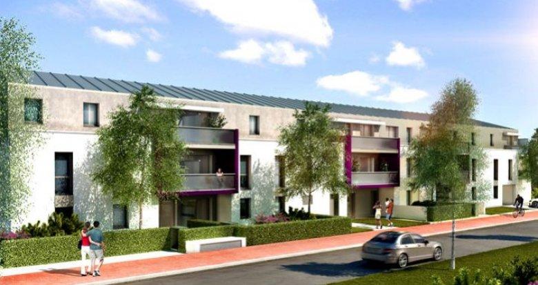 Achat / Vente programme immobilier neuf Sainte-Luce-sur-Loire proche des transports (44980) - Réf. 505