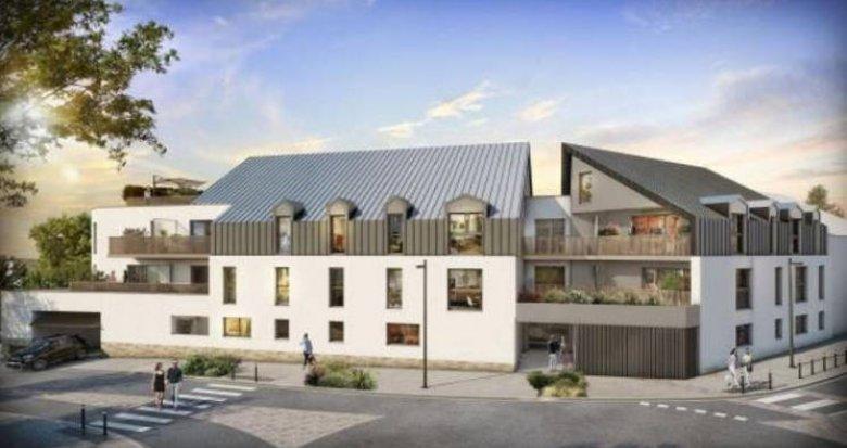 Achat / Vente programme immobilier neuf Sautron à deux pas des commodités (44880) - Réf. 4911
