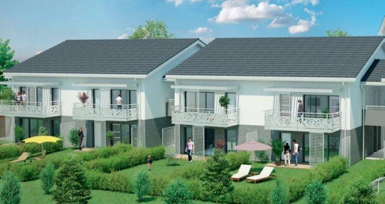 Achat / Vente programme immobilier neuf Thouaré-sur-Loire proche Gare (44470) - Réf. 972