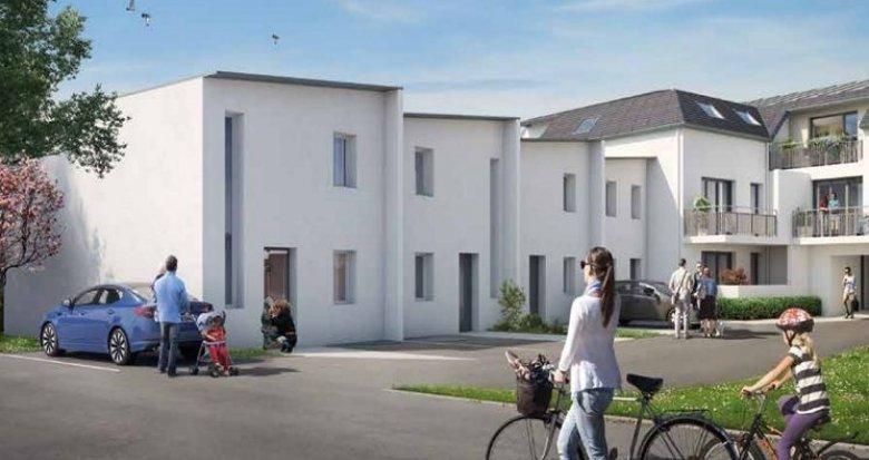 Achat / Vente programme immobilier neuf Thouaré-sur-Loire proximité centre-bourg (44470) - Réf. 1449