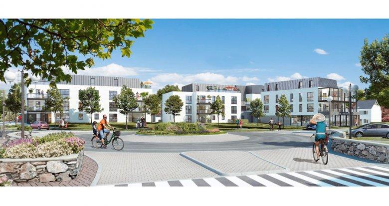 Achat / Vente programme immobilier neuf Treillières centre (44119) - Réf. 312