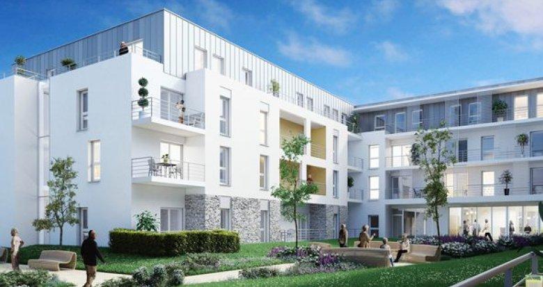Achat / Vente programme immobilier neuf Treillières proche de la mairie (44119) - Réf. 1179
