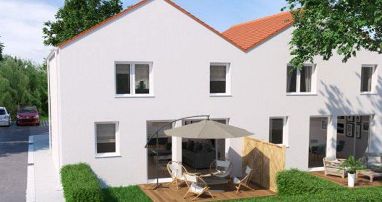 Achat / Vente programme immobilier neuf Vertou à 4 kilomètres du centre-ville (44120) - Réf. 1045