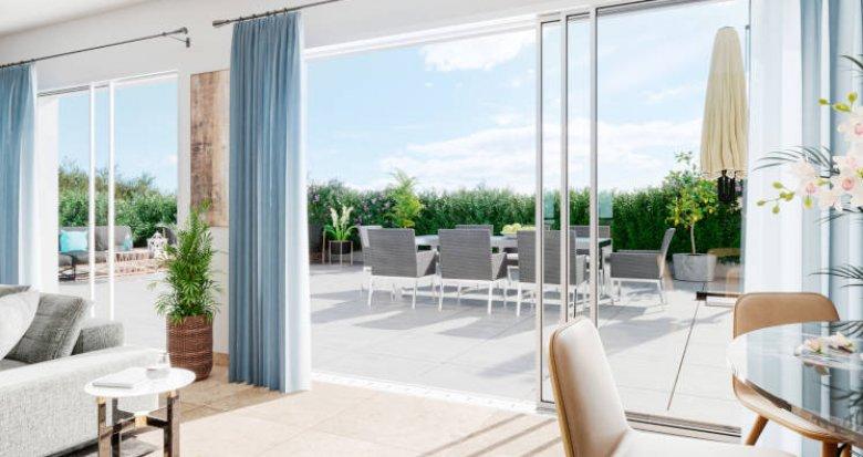 Achat / Vente programme immobilier neuf Vertou centre-bourg proche commodités (44120) - Réf. 5932