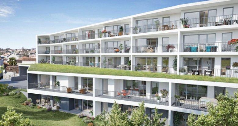 Achat / Vente programme immobilier neuf Vertou centre-ville (44120) - Réf. 2264