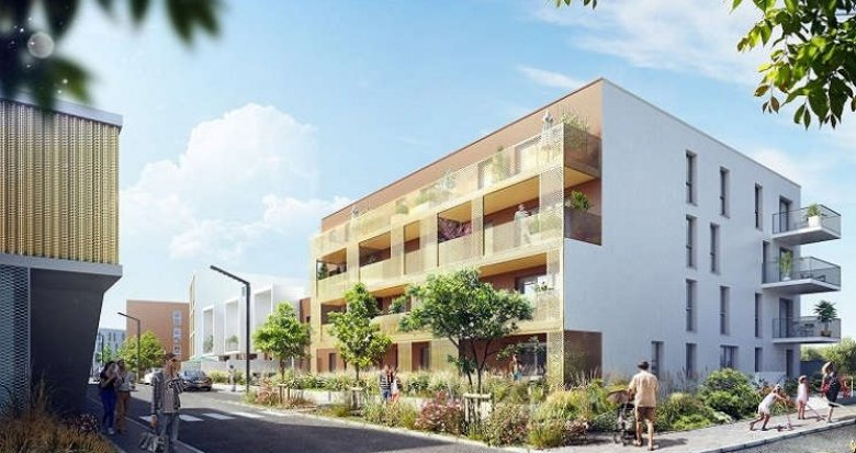 Achat / Vente programme immobilier neuf Vertou proche gare (44120) - Réf. 802