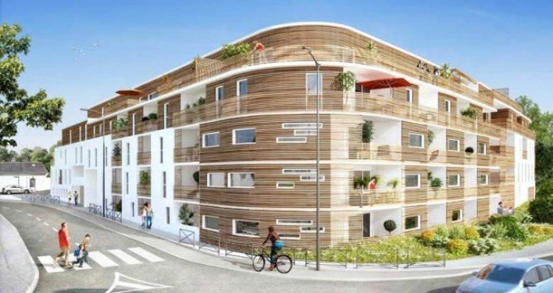 Achat / Vente programme immobilier neuf Vertou quartier de Beautour (44120) - Réf. 767