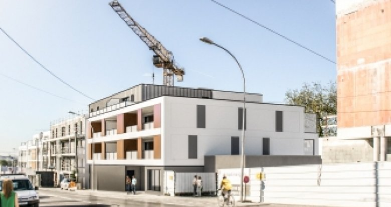 Achat / Vente programme immobilier neuf VERTOU QUARTIER DE LA GRAMMOIRE (44120) - Réf. 845